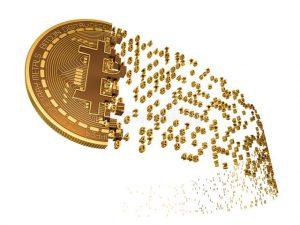Monero und Bitcoin